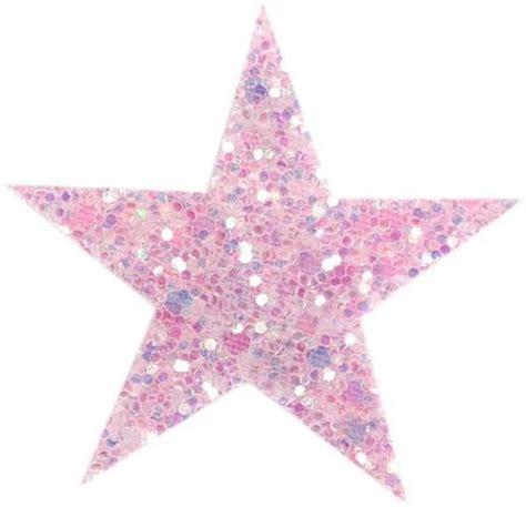 Syari Glitt 1 light pink glitter coarse grained hair clip