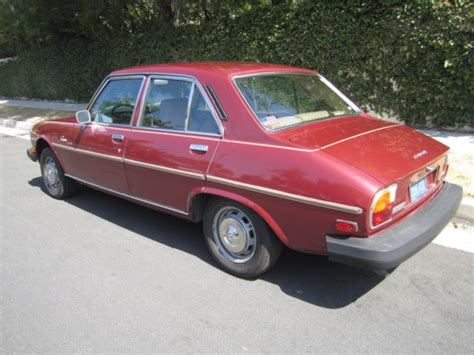 new peugeot cars for sale in usa spectacular 1979 peugeot 504 diesel very low miles for