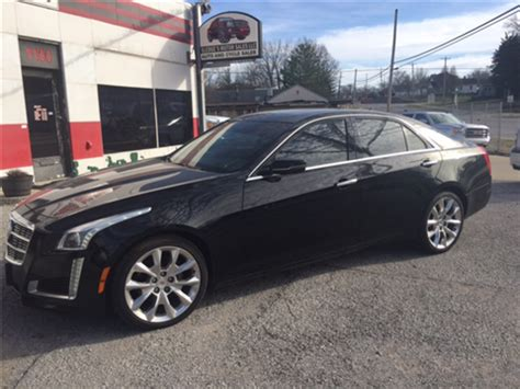 Cadillac 2014 For Sale by 2014 Cadillac Cts For Sale Carsforsale
