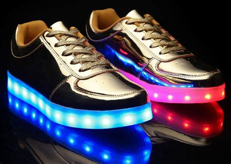 led light up shoes it looks like the 1990s are leaking