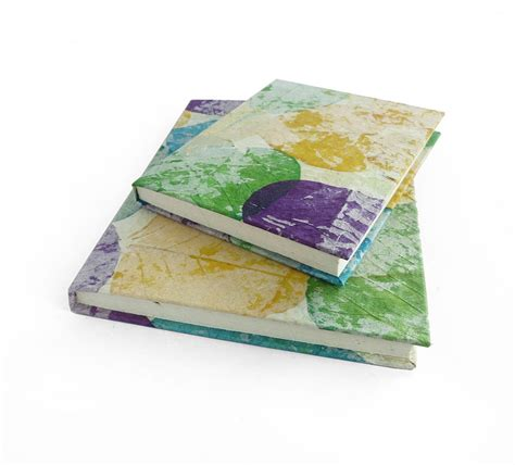 Handmade Notebooks Uk - handmade lokta paper notebook by aura que