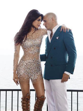 priyanka chopra english song exotic popwrapped priyanka chopra and pitbull get exotic in