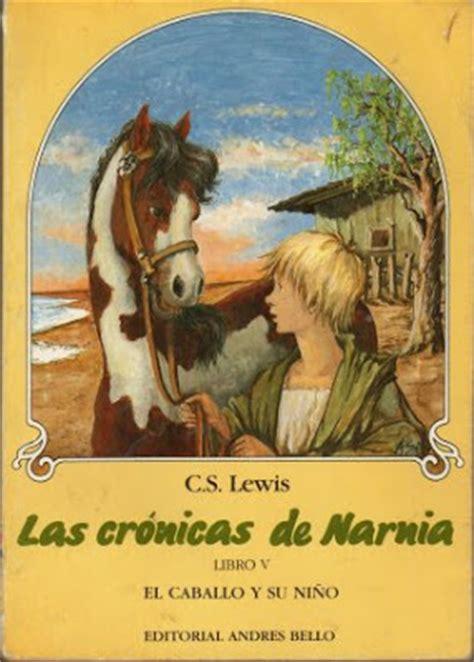 caballo y muchacho el 0060884258 las cronicas de narnia