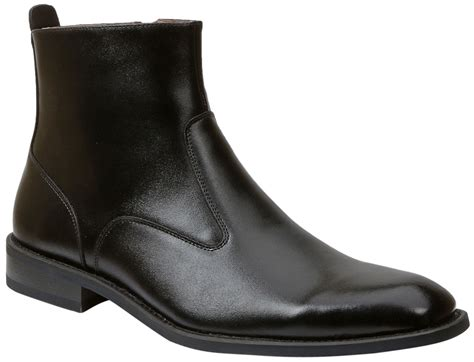 giorgio brutini damon s ankle leather dress boots wide