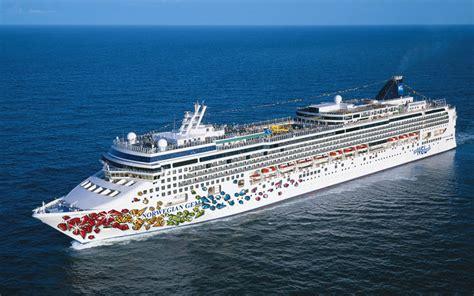 Norwegian Gem Cruise Ship, 2017 and 2018 Norwegian Gem