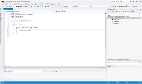 visual studio ide tutorial visual studio 2012 integrated development environment ide