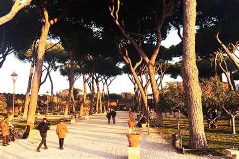 giardino dei aranci capodanno al giardino degli aranci tempo libero a roma