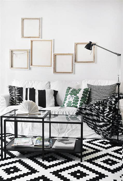 black and white home design inspiration trendenser