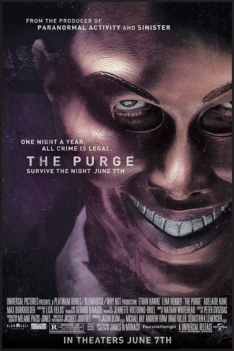 libro purge the purge poster markdubec com