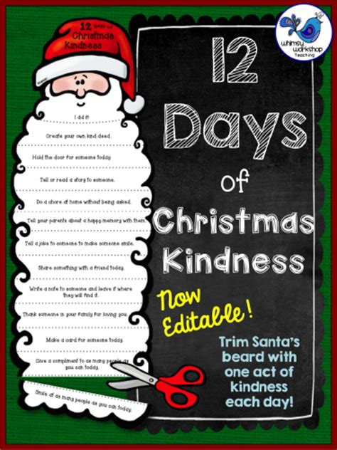 25 days of christmas office activities winter crafts a big list whimsy workshop teaching