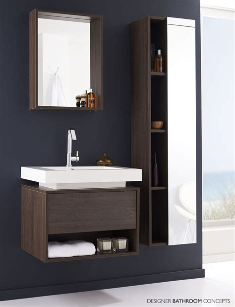 Recess Designer Modular Bathroom Vanity Unit Rf302 Bathroom Furniture