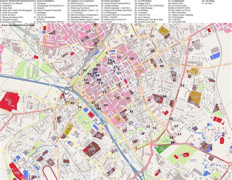 map reims city maps reims