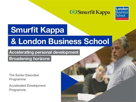 Mba In Smurfit Business School by Smurfit Kappa And Business School