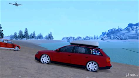 Audi A6 C5 V8 by Audi A6 C5 Avant Quot Traveler Quot 3 0 V8 For Gta San Andreas