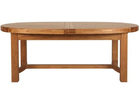 Oak Oval Dining Table Provence Oak Oval Extending Dining Table Longlands