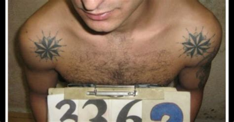 star tattoo on shoulder russian russian criminal tattoo photos meanings of tattoo vor v