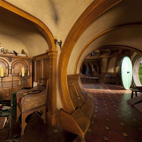 hobbit home interior bag end i could so live here just saying building