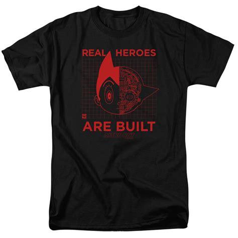 Astroboy Tees astro boy shirt real black t shirt astro boy