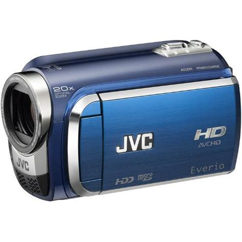Jvc 2007 High Definition Everio Camcorder by Jvc Gz Hd300 Everio High Definition Disk Gz Hd300a B H