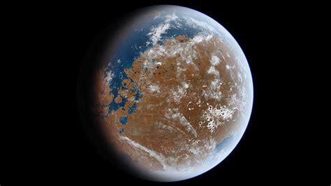 Blue Planet Run Bringing Water To Billions by Mars Once Had An With More Water Than The Arctic