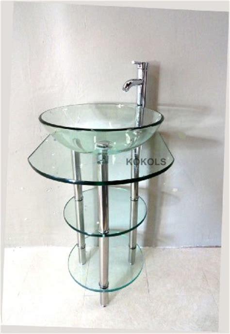 Glass Shelves For Bathroom Vanity Best Bathroom Vanity 200 Infobarrel