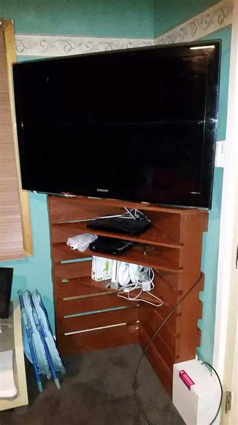 Home Decor Tip 50 Creative Diy Tv Stand Ideas For Your Room Interior