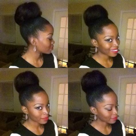 kanekalon for buns faux bun with braiding hair newhairstylesformen2014 com
