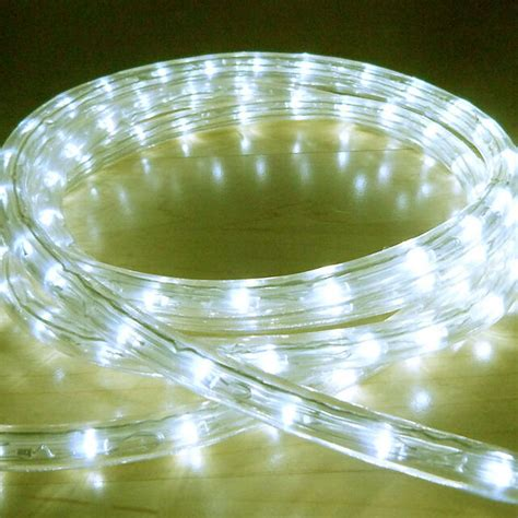 warm white led rope light outdoor lights chasing static