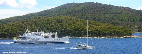 fast boat dubrovnik korcula how to get from mljet to korcula korculainfo