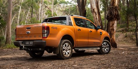 ford ranger 2016 ford ranger wildtrak review caradvice
