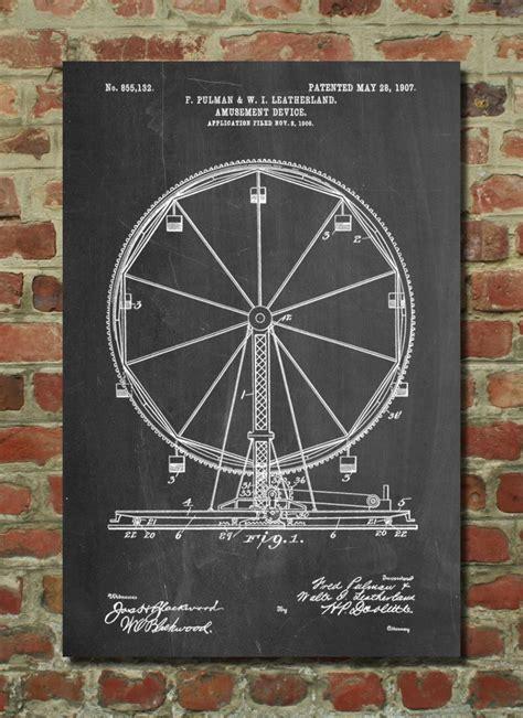ferris wheel poster ferris wheel patent ferris wheel