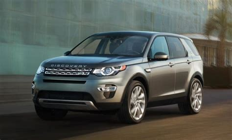 2018 land rover discovery sport price review photos