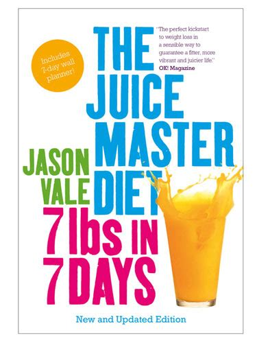 Vale Detox Drink Reviews by Diet On Trial Juice Master 7lbs In 7days