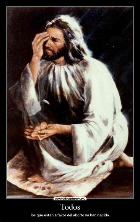 imagenes tristes de jesucristo todos desmotivaciones