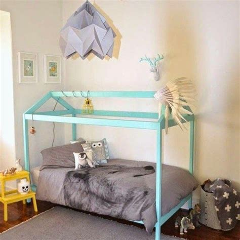 toddler house bed mommo design house beds for the home pinterest the
