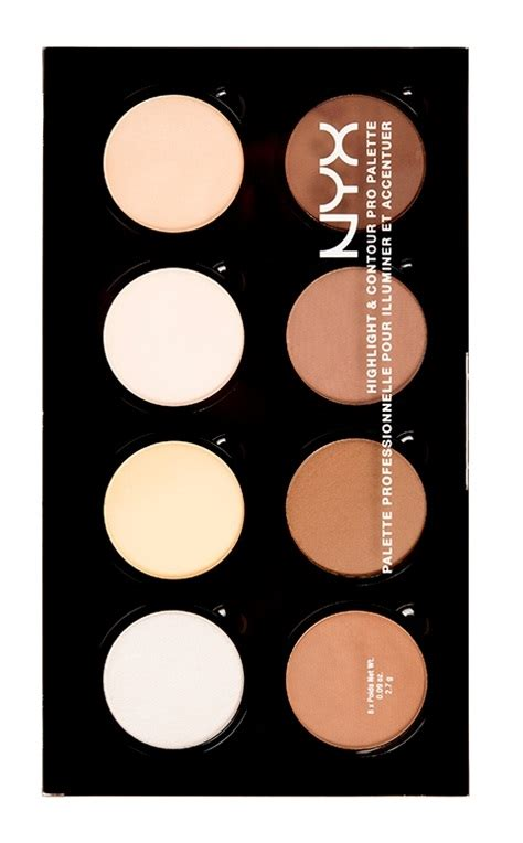 Contour Me Now Pro nyx highlight contour pro palette the boon
