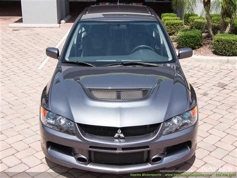 2006 Mitsubishi Lancer Evolution Mr by 2006 Mitsubishi Lancer Evolution Ix Mr