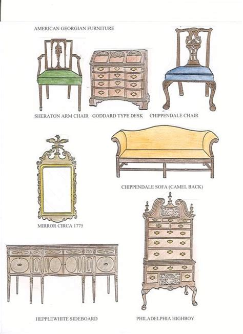 Georgian Style Furniture by American Georgian Furniture Furniture And Boys