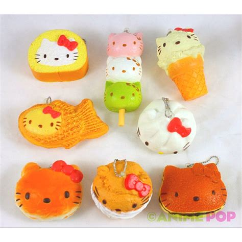 Sale Sqiuishy Cake Hk Squishy Hk hello food squishies charmy japanese characters anime and cakes