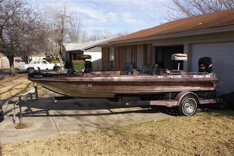 legend boats bought out legend in its own time 1984 ranger 373 v bass