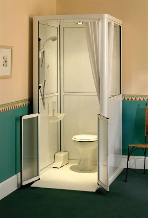 shower cubicle shower loo