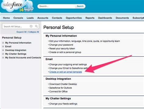 Blog Archives Turbabitwealth How To Create An Email Template In Salesforce Lightning