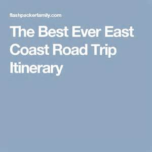1000 ideas about east coast road trip on pinterest road