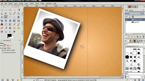 tutorial gimp 2 8 italiano create a polaroid with g mic plugin gimp 2 8 tutorial