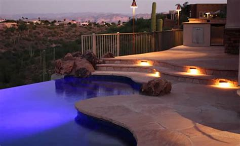 Low Voltage Pool Light by Low Voltage Outdoor Lighting Landscaping Network