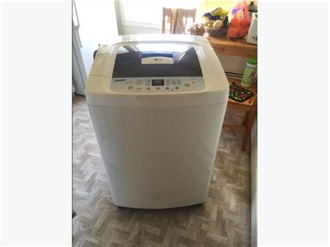 Apartment Size Washer Machine Lg Turbodrum Apartment Sized Washing Machine
