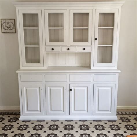 Rustic Oak Kitchen Cabinets lilyfield life white painted kitchen hutch