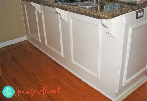flat kitchen doors makeover how to add dimension to flat doors a