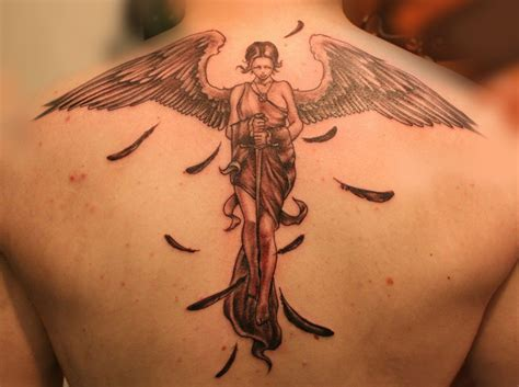 dark angel tattoo hantu malang hantu malang
