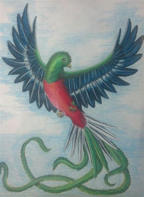 quetzal tattoo resplendent quetzal related keywords resplendent